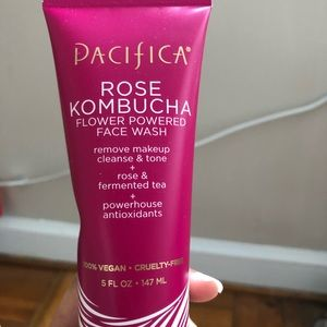 Pacifica Rose Kombucha Face Wash